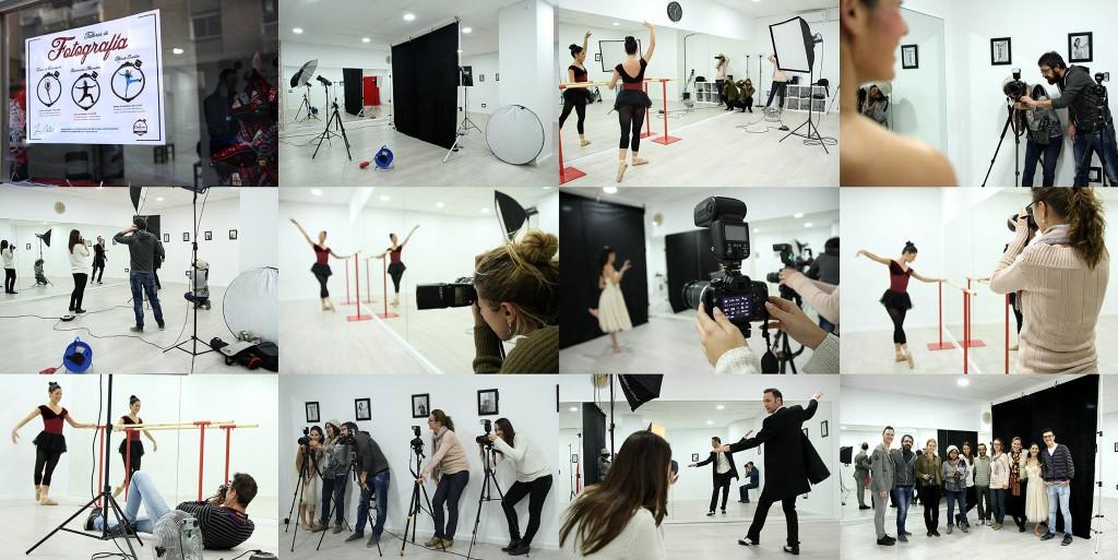 Curso de fotografía en movimiento