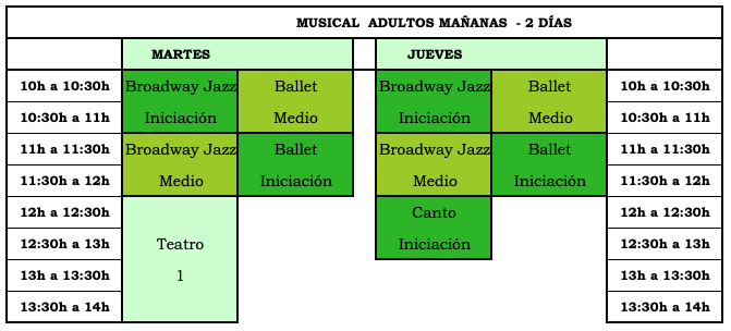 clases baile matinales valencia